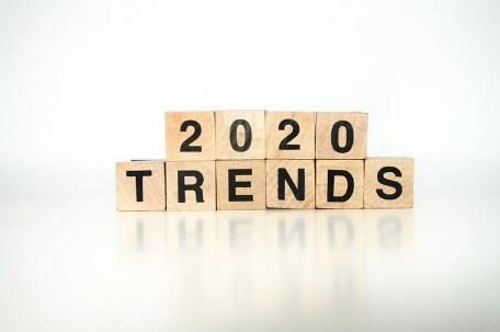 Cosmetics, beauty trends 2020